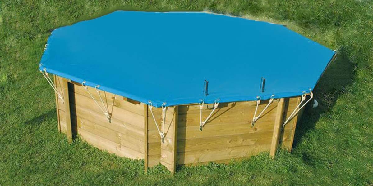 Bâche piscine hors sol