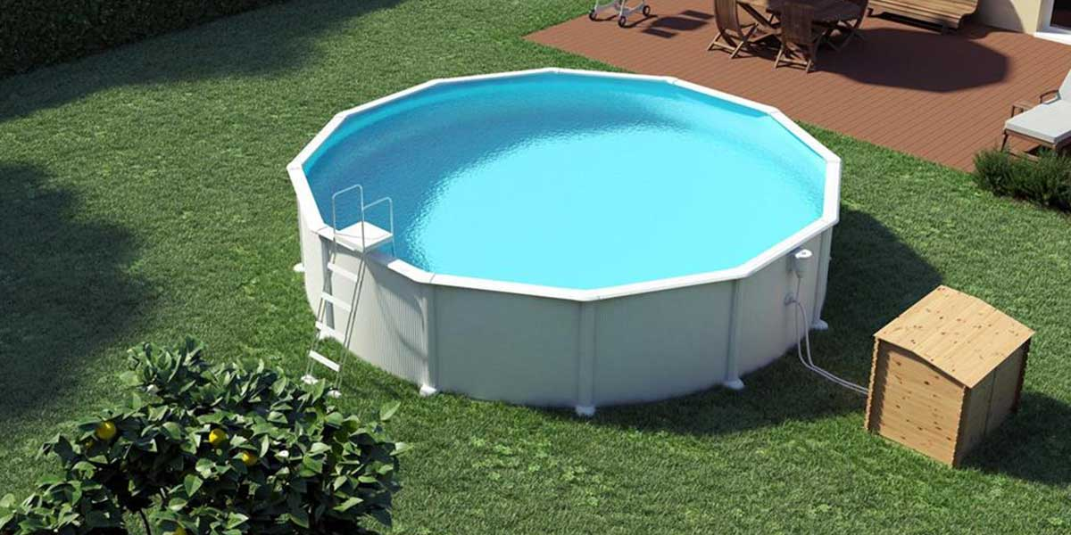 Piscine hors sol bois m tal autoportante ou tubulaire for Piscine metal