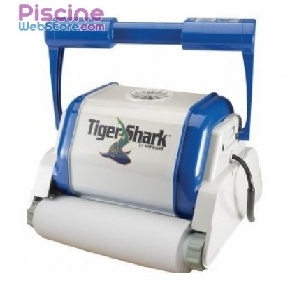 Robot piscine Tiger Shark
