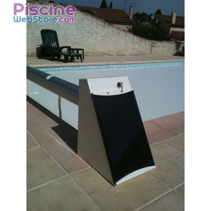 Volet piscine hors sol solaire By Piscinewebstore.com