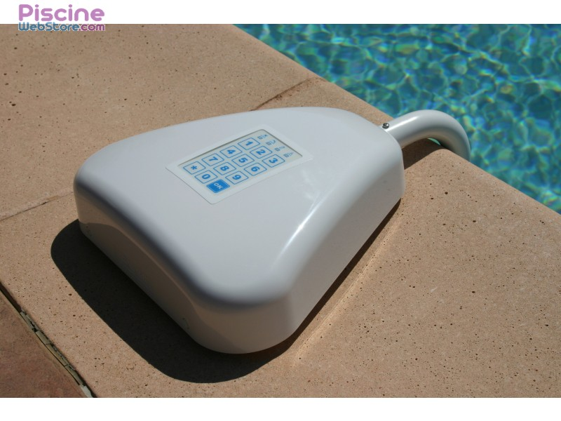 Alarme de piscine aqualarm s curit piscine for Norme alarme piscine