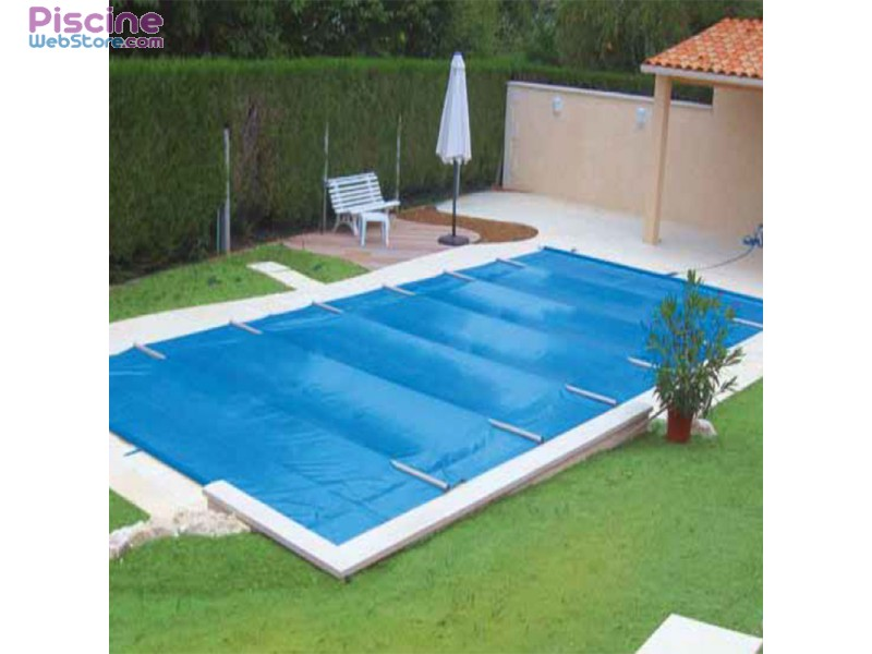 B che barres piscine securit pool excel - Bache a barre pour piscine ...