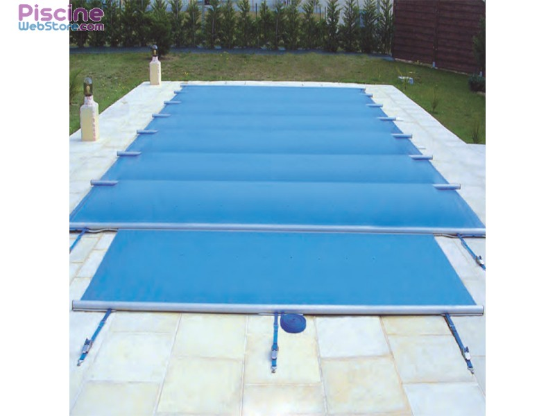 B che barres securit pool summum flex au m2 - Piscine enfant avec bache ...