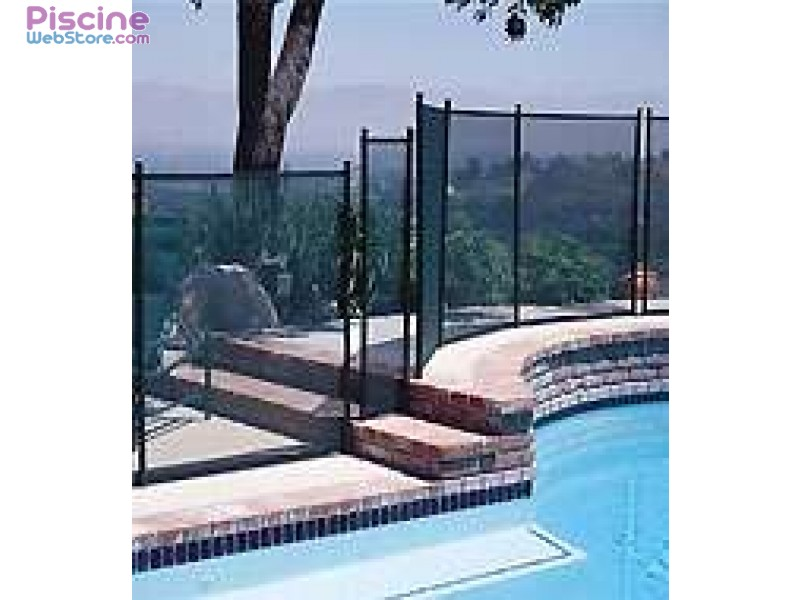 Barriere souple de securite piscine protect a pool for Barriere piscine souple