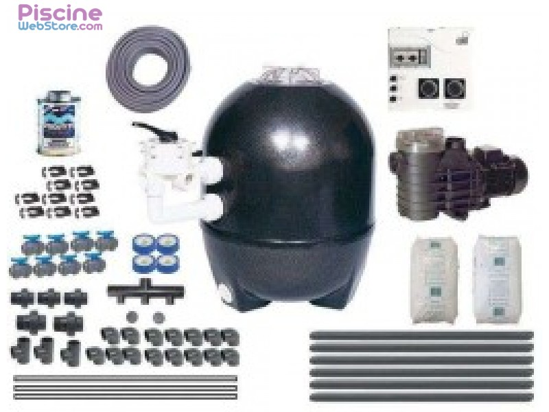 kit filtration piscine quick pack quick pack plus