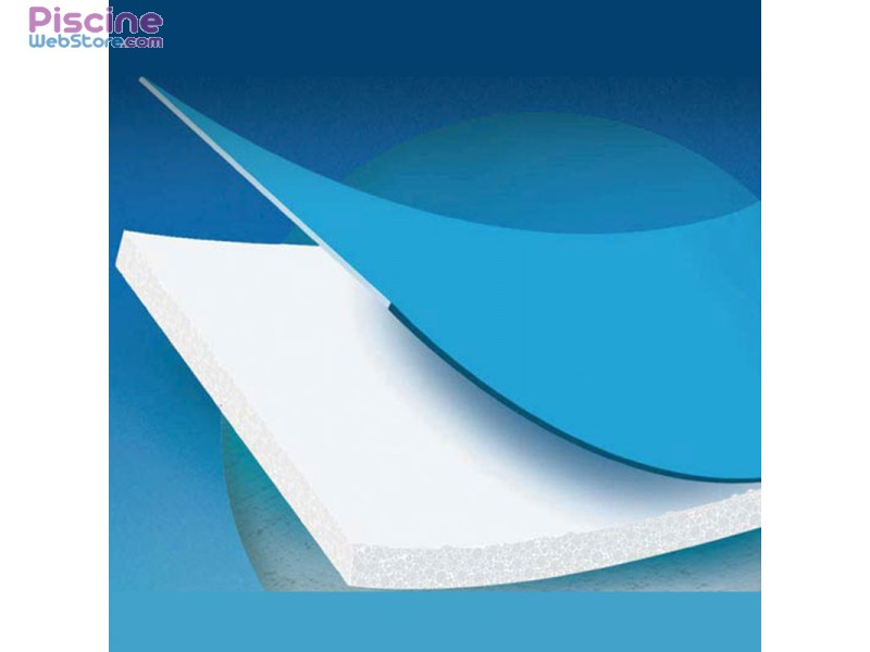 Mousse de protection et de confort pour liner for Liner piscine 3 50 x1 20