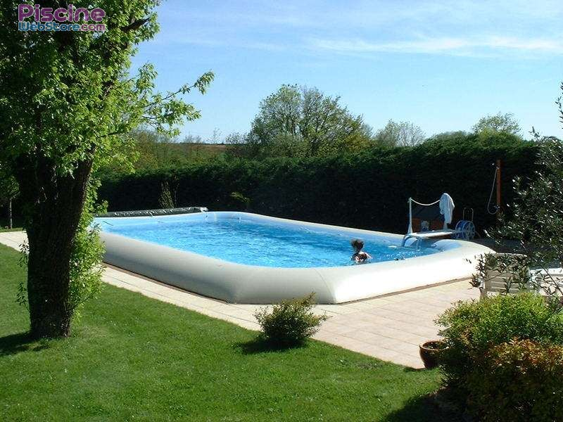 Piscine zodiac original hippo 65 for Piscine hors sol 8x4