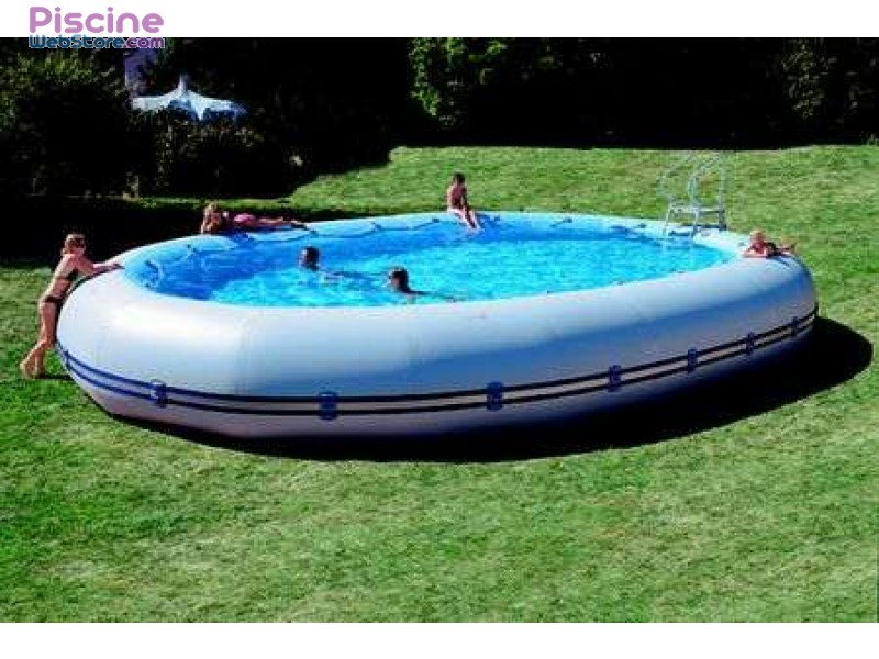Piscine zodiac original ovline 3000 for Piscine hors sol d occasion