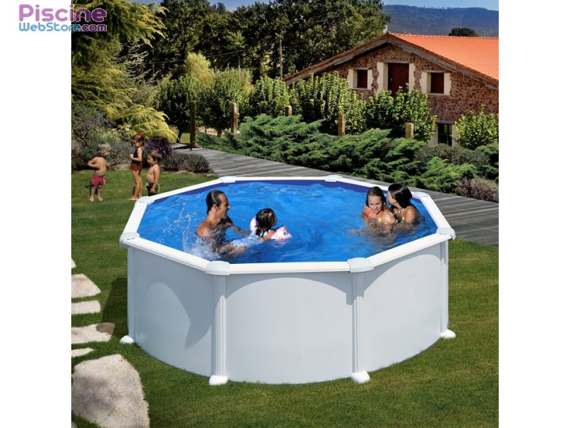 piscine acier hors sol gr atlantis. Black Bedroom Furniture Sets. Home Design Ideas