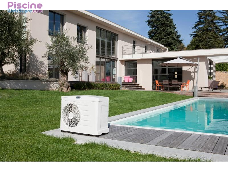 pompe chaleur zodiac power 5 kw mono pour piscine 30 m3 max. Black Bedroom Furniture Sets. Home Design Ideas