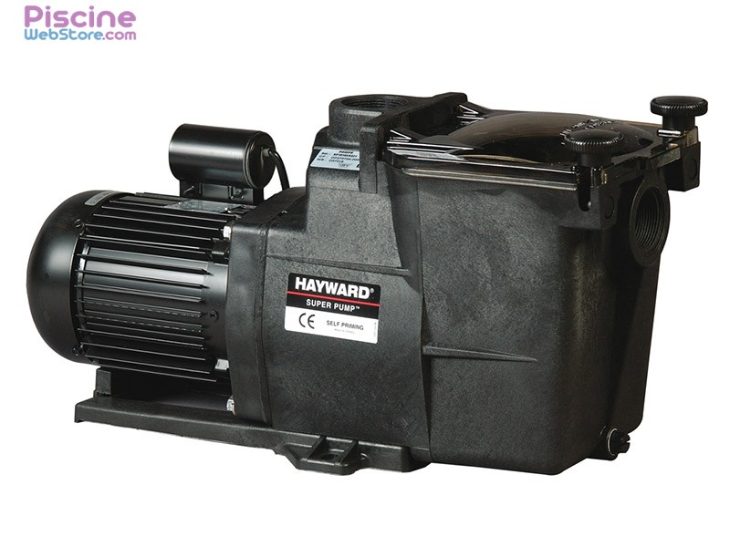Pompe filtration piscine super pump hayward - Pompe de filtration piscine ...