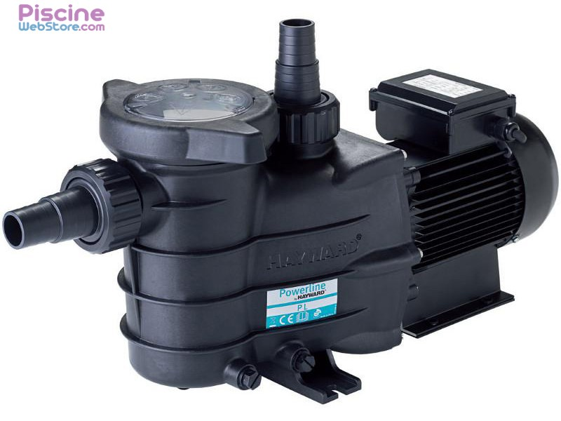 Pompe de filtration piscine hayward powerline for Pompe filtration piscine