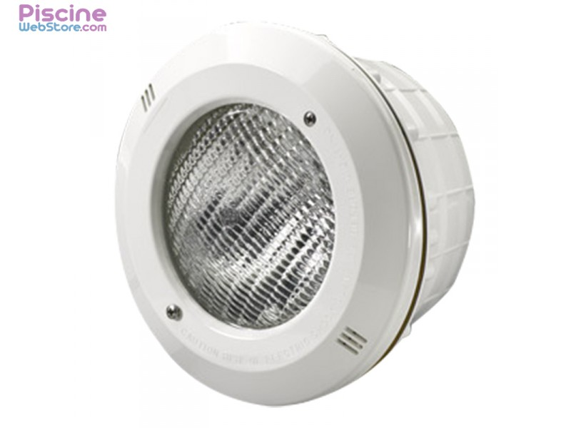 Projecteur liner blanc 300w astral for Projecteur piscine liner