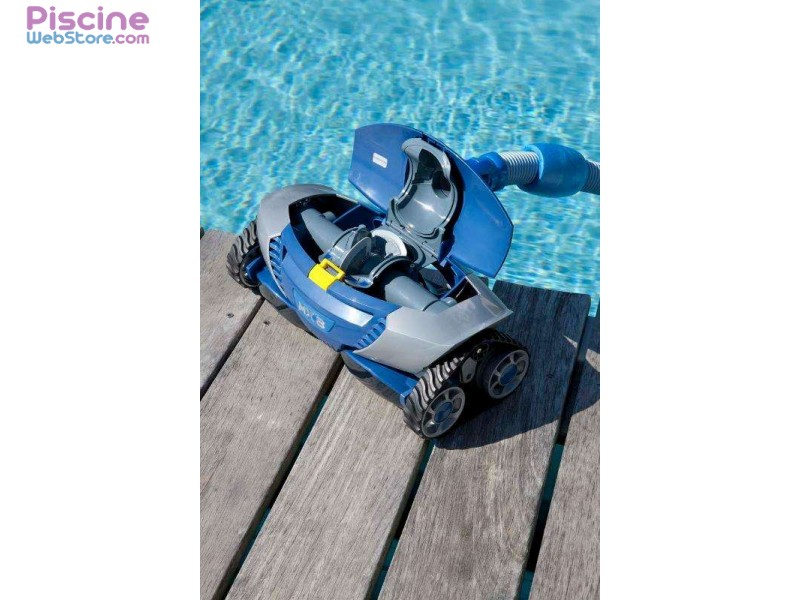 Robot piscine zodiac mx 8 for Cache moteur piscine