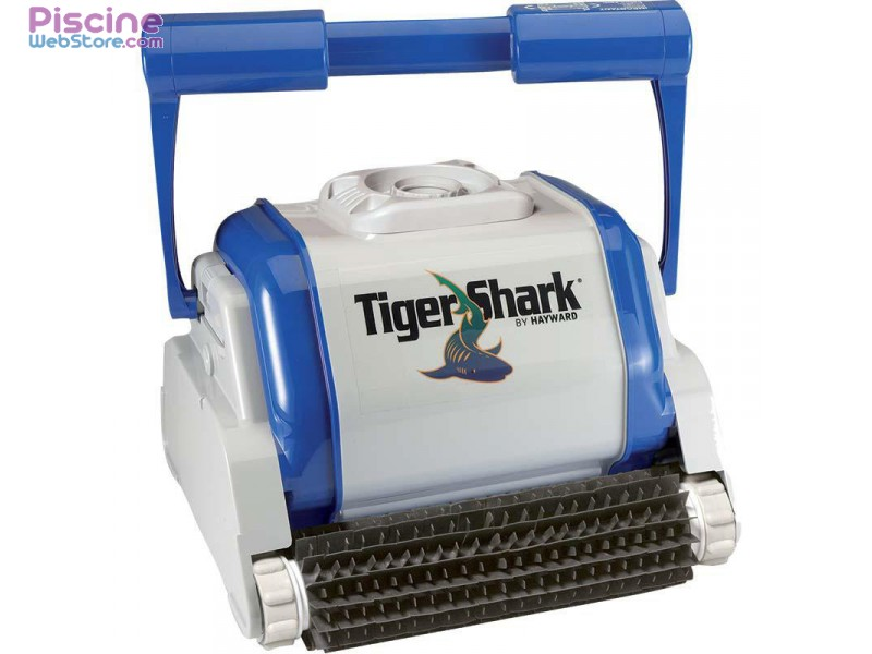 Pi ces d tach es robot piscine hayward tiger shark for Avis robot piscine tiger shark