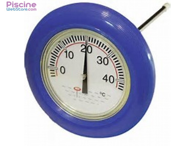 Thermometre bouee flottant for Thermometre piscine flottant
