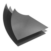 LINER PVC ARME 150/100 GRIS FONCE STANDARD UNI - ROULEAU DE 41,25 M2