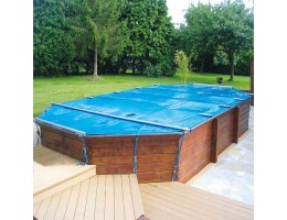 bache piscine montana