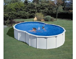 Piscine m tal piscines hors sol for Preparation sol pour piscine hors sol acier