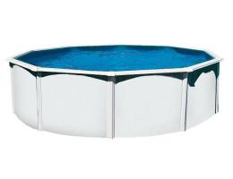 Piscine hors sol m tal acier ou r sine dans votre jardin for Abak piscine