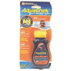 50 bandelettes d'analyse AquaChek Oxygène Actif