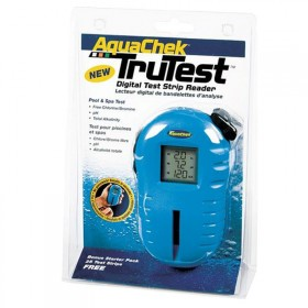 TESTEUR DIGITAL TRUTEST + 25 BANDELETTES D ANALYSE AQUACHEK