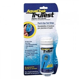 50 bandelettes d'analyse Aquachek Trutest
