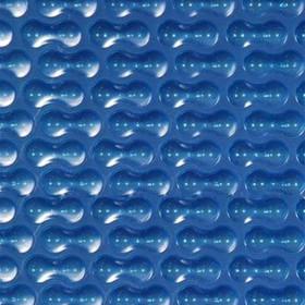Bâche à bulles piscine 500 microns Géobulle (bordée 4 côtés) au m2