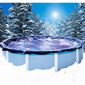 Bâche d'hiver Super Guard pour piscine hors sol