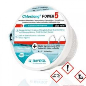 CHLORILONG POWER5 BLOC 650G BAYROL