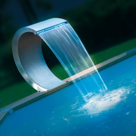 Cascade Mamba Ubbink pour piscine ou bassin
