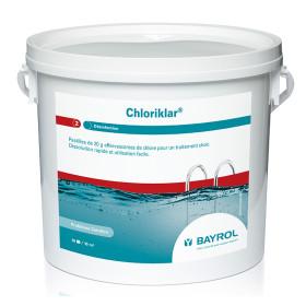 Chlore choc Chloriklar 5kg Bayrol
