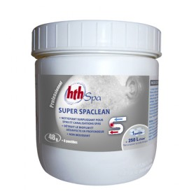 SpaClean nettoyant canalisations HTH
