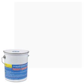Peinture acrylique blanche pour piscine