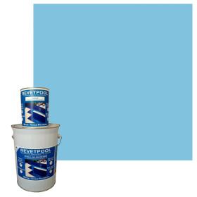 Peinture époxy bleue Axon 5L