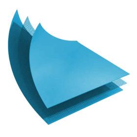 LINER PVC ARME 150/100 BLEU FRANCE STANDARD UNI - ROULEAU DE 41,25 M2