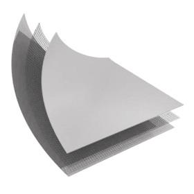 LINER PVC ARME 150/100 GRIS CLAIR STANDARD UNI - ROULEAU DE 41,25 M2