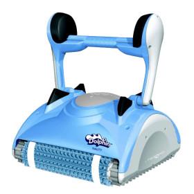 Robot piscine dolphin nauty tc for Chauffage piscine 17m3