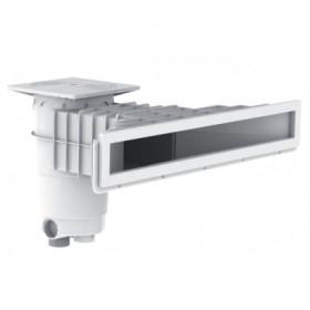 SKIMMER A800 MIROIR GRANDE MEURTRIERE BLANC LINER/BETON WELTICO
