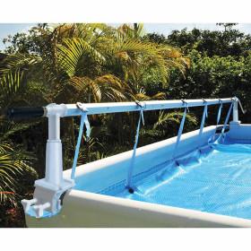 Enrouleur Solaris pour piscine hors sol