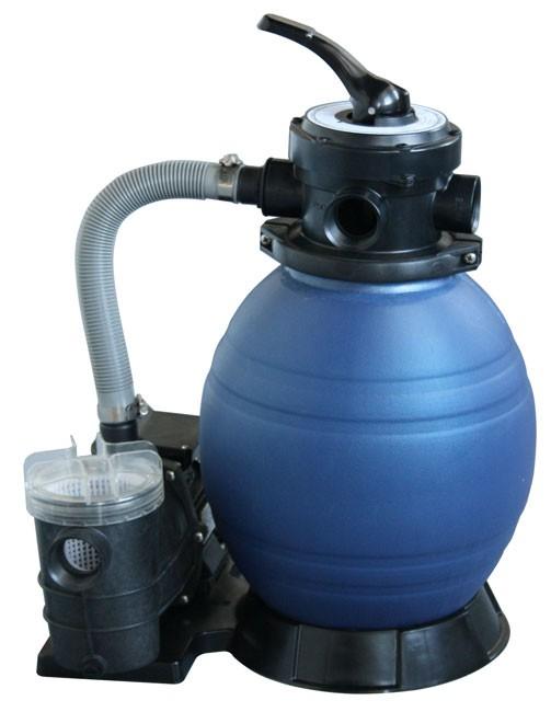 Platine de filtration first pour piscine for Preparation piscine hors sol