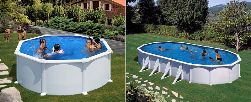 Piscine acier hors sol gr atlantis for Atlantis piscine