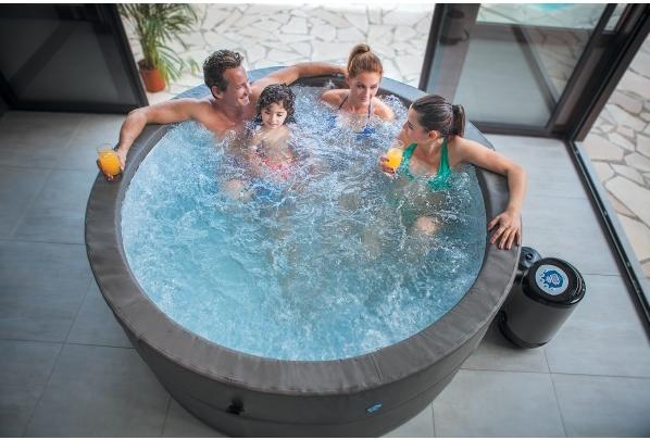 spa portable 6 places vita netspa. Black Bedroom Furniture Sets. Home Design Ideas