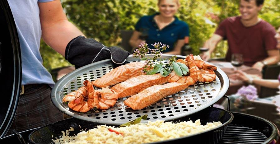Barbecue outdoorchef la cuisine plaisir for Cuisine plaisir