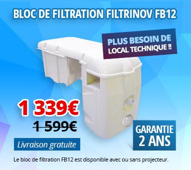 Vente de mat riel et d 39 accessoires de piscine for Bloc filtration piscine