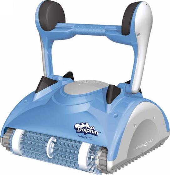 Robot électrique piscine Dolphin Nauty TC