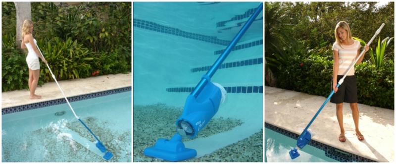 Aspirateur piscine pool blaster catfish for Aspirateur piscine pool blaster pro 1500