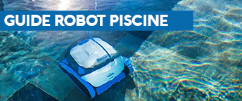 Guide robot de piscine
