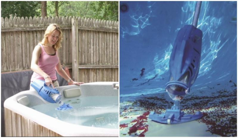 Robot pool blaster max for Aspirateur piscine pool blaster catfish